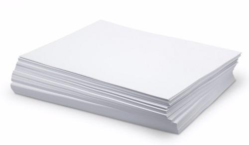 resmas de papel